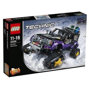 Le véhicule d'aventure extrême - LEG42069 LEGO