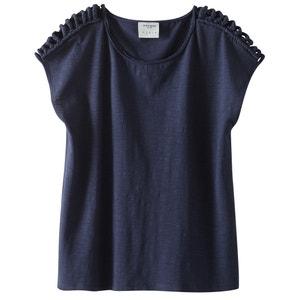 Tee-shirt manches courtes col rond VERO MODA