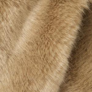 Sciarpa incrociata in pelliccia sintetica La Redoute Collections