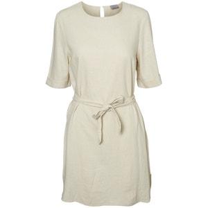 Short-Sleeved Dress with Tie Fastening VERO MODA