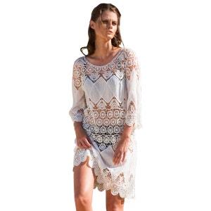 Robe de Plage Embroidery ADMAS