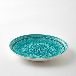 Set of 4 Nicolosi Stoneware Dessert Plates AM.PM.