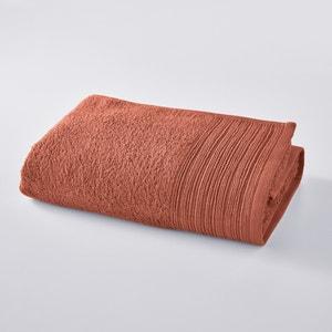 Maxi drap de bain uni éponge coton bio SCENARIO