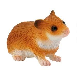 Figurine hamster - 5 cm - JURB64610 BULLYLAND