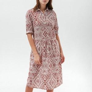 Robe chemise longue RELATION HARTFORD