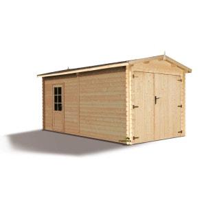 Abri de jardin garage en solde Madeira   La Redoute