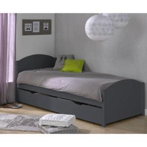lit gigogne 90 200 la redoute. Black Bedroom Furniture Sets. Home Design Ideas