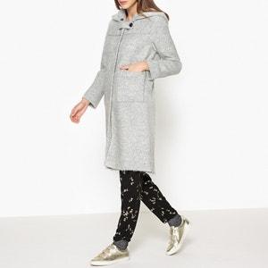 Duffle-coat à capuche laine et Alpaga VENTOUX BELLEROSE