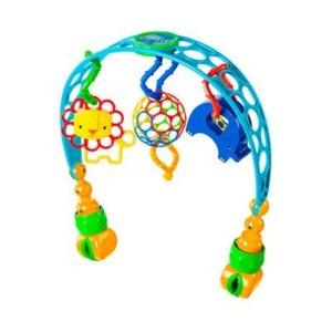 OBALL L?arceau de jeu pour poussette jouet pour poussette bébé OBALL