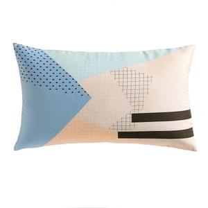 Wzorzysta poszewka na poduszkę, Carlen La Redoute Interieurs