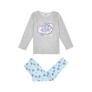 2-teiliger Pyjama aus Samt, 2-8 Jahre MY LITTLE PONY