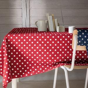 Toalha de mesa às bolas, puro algodão, GARDEN PARTY La Redoute Interieurs