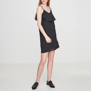 Kleid mit schmalen Trägern VERO MODA