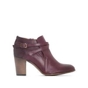 Boots cuir DATA KICKERS