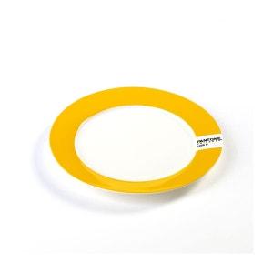 Petite Assiette Plate Pantone Jaune 1225C Diam 20 cm Serax SERAX