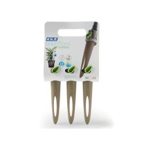 Lot de 3 Aquaflora Holiday - Arrosage automatique pour plante en pot JARDIDECO