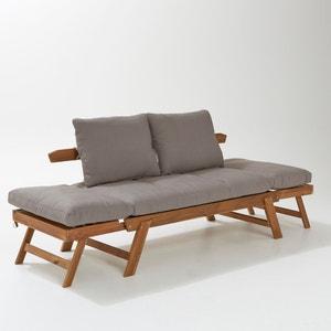 Canapé de jardin acacia, Céléna La Redoute Interieurs