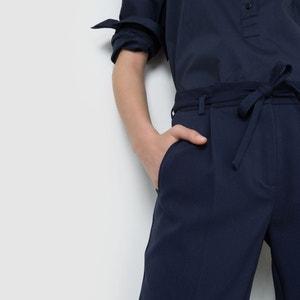 Pantalon droit raccourci atelier R
