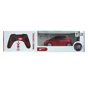 Voiture radiocommandée Nouvelle Fiat 500 R/C : Rouge MONDO