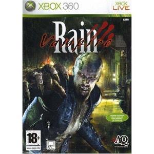 Vampire's Rain pour XBOX 360 MICROSOFT