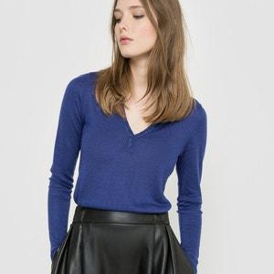 Fine Gauge Knit Jumper/Sweater LE TEMPS DES CERISES