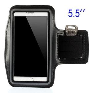 Brassard sport Néoprène Noir pour Galaxy Note 3 LITE AMAHOUSSE