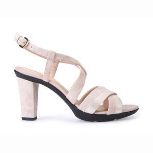 D Jadalis B Heeled Sandals GEOX