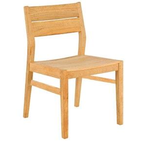 Chaise de jardin Tivoli en bois ALEXANDER ROSE DESIGNER