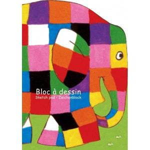 Bloc à dessin Elmer - Petit Jour PETIT JOUR