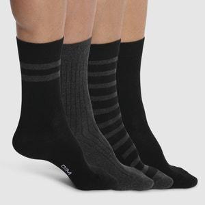 Set van 4 paar sokken Ecodim Style