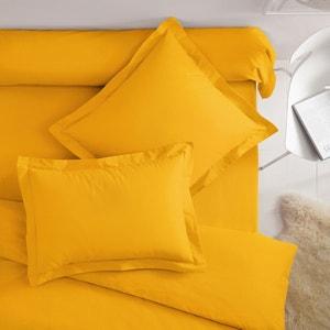 Cotton Single Pillowcase with Flat Ruffle SCENARIO