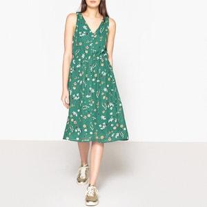 Paulette Floral Print Dress GARANCE PARIS