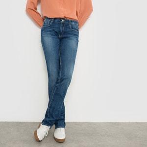 Jeans corte direito, comprimento 32 LE TEMPS DES CERISES