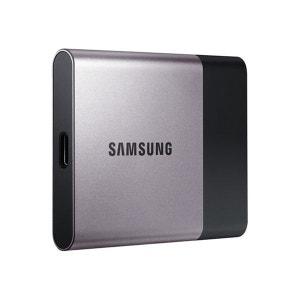 Disque dur externe SSD Samsung T3 MU-PT2T0B 2To SAMSUNG