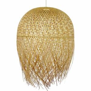 Suspension bambou - NEST - commerce équitable ONATURE