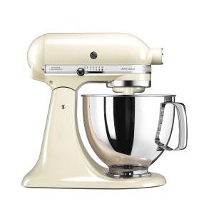 Robot pâtissier Artisan® crème 5KSM125EAC KITCHENAID