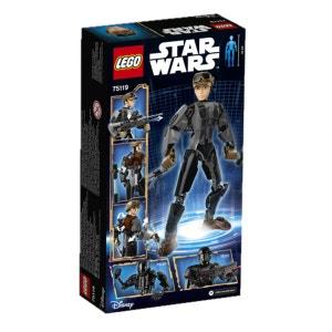 Star Wars - Sergente Jyn Erso - LEG75119 LEGO