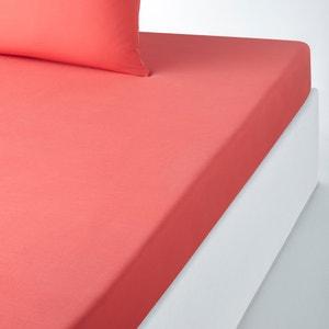 Sábana bajera ajustable de algodón para colchón estándar SCENARIO