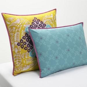 Paradurah Exotic Printed Single Pillowcase La Redoute Interieurs
