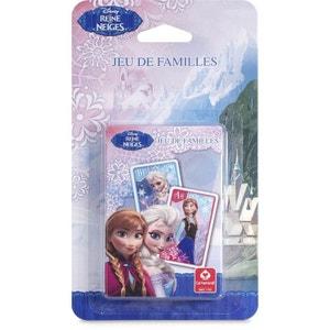 Jeu de famille La Reine des Neiges (Frozen) CARTAMUNDI