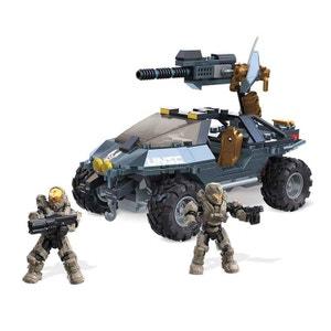 Megabloks Halo : Warthog UNSC Double Mode MEGA BLOKS