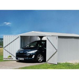 Garage en métal Mackay - 17,58 m² MADEIRA