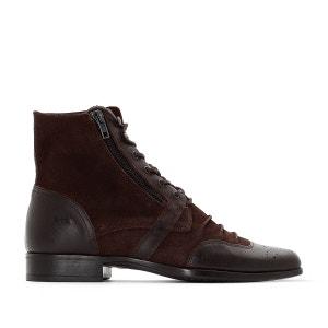 Boots cuir Cali BUNKER