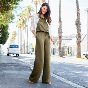 Комбинезон с брюками из струящейся ткани La Redoute Collections