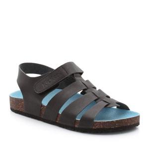 Sandálias em pele KICKERS