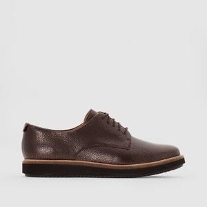 Sapatos derbies em pele GLICK DARBY CLARKS