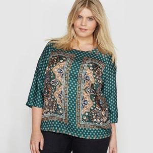Блузка с платочным рисунком CASTALUNA