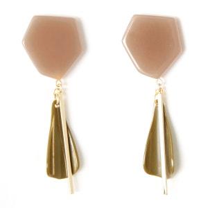 Boucles d'oreilles, métal La Redoute Collections