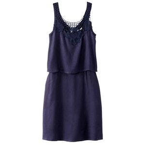 2 in 1 jurk zonder mouwen MOLLY BRACKEN