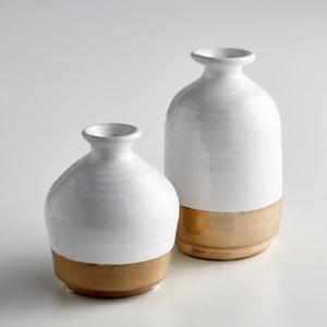 Vases céramique Glisda, lot de 2 La Redoute Interieurs